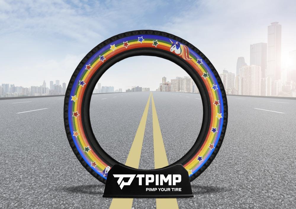Tyre Rainbow