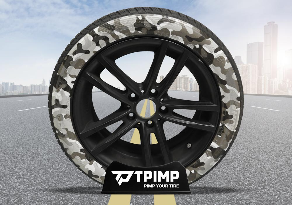 Tyre Camouflage
